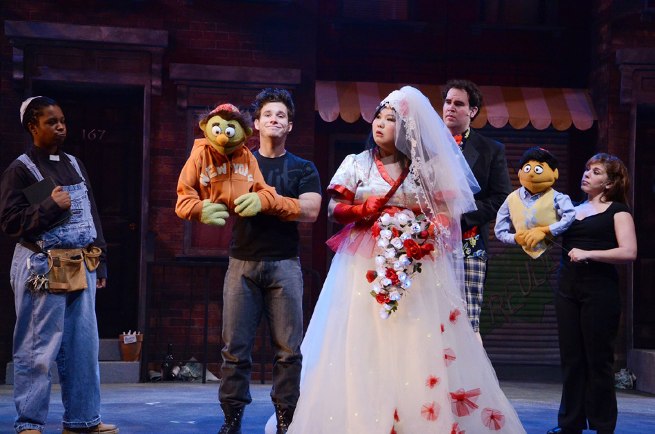 Avenue Q Christmas Eve.Avenue Q Christmas Eve Rose Bae Rose Bae